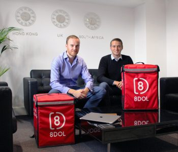 8DOL UK Launch with Craig Moore & Alfie Porter